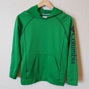 Columbia hooded sweatshirt